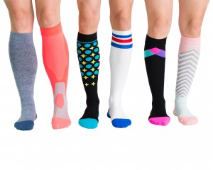 Compression socks at Align